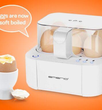 Æg koger