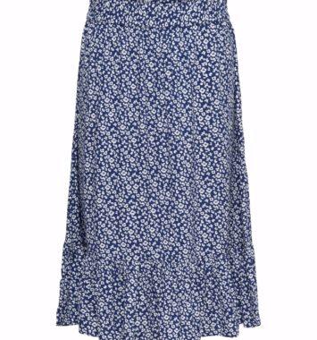 Nederdel - Skøn skirt i sommerlig look