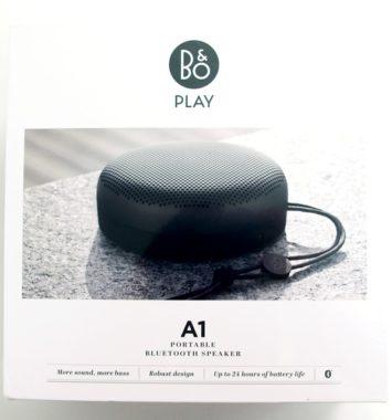 B&O beoplay bluetooth højtaler