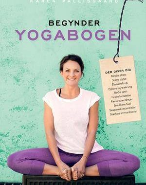 Begynder yoga bog