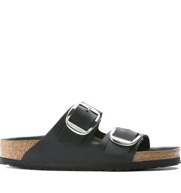 birkenstock sandaler i farven sort
