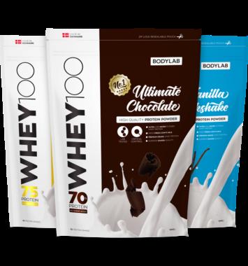 Bodylab whey protein pulver