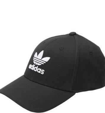 Sort Adidas cap