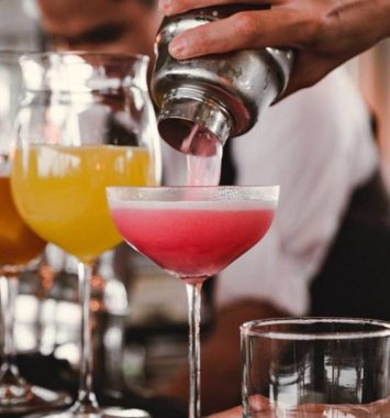Cocktail kursus - Hos Trekantens bartender