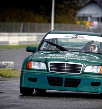 DTM racerkører oplevelse