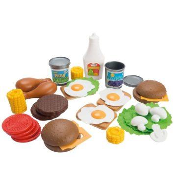 lege mad legetøj dantoy green garden