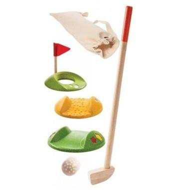 plan toys mini golf børn
