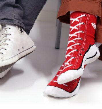 sneaker sokker