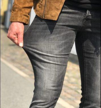 sorte stretch jeans