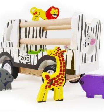 zoo bil til 1 årig