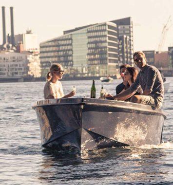 Goboat oplev København fra Vandet