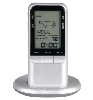 Trådløst Grill termometer