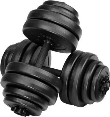 Håndvægte 2x15 kg