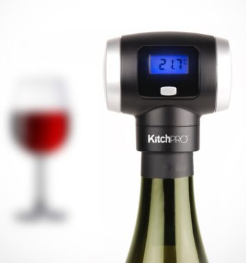 Helautomatisk vinpumpe