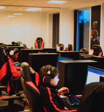 Holdtræningsdag i CS GO hos Tricked eSports