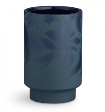 KÄHLER Kabell Vase Indigo