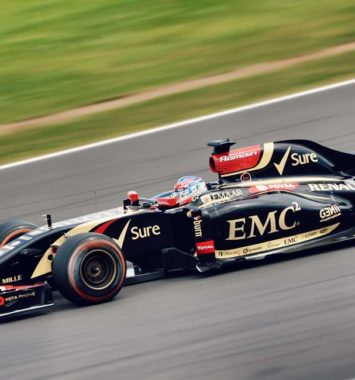 Kør Formel 1 i Sydfrankring