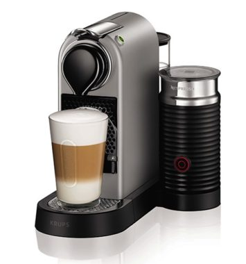 Kapsel kaffemaskine nespresso