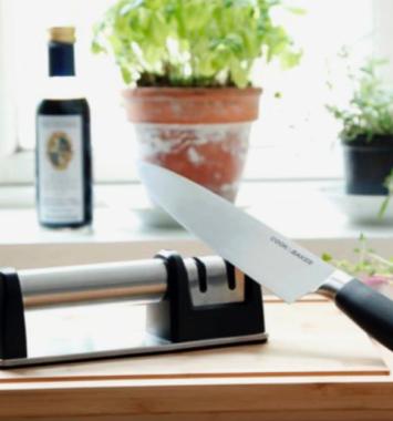 En knivsliber som julegave far