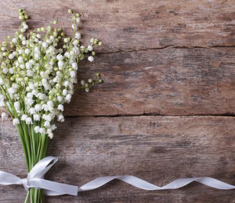 Blomster til kobberbryllup
