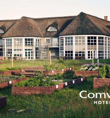 Lækker hotelophold på Comwell
