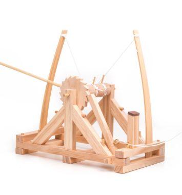 Leonardo da vinci træmodel