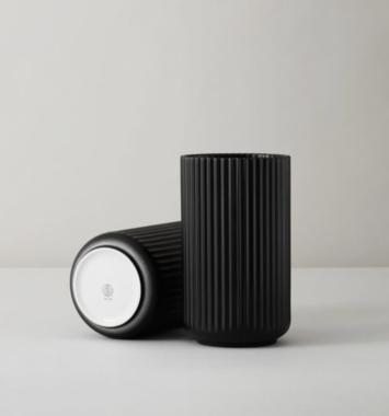 sort lyngby vase