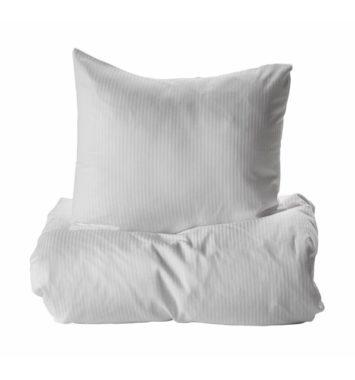 Maison Økologisk hvidt sengetøj