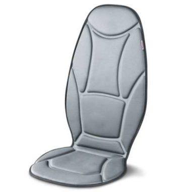 Massage sæde til bilen eller derhjemme