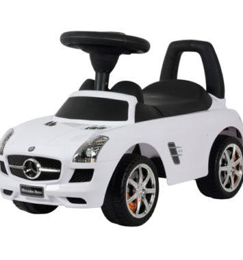 Mercedes SLS mini gå-bil