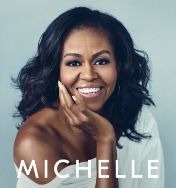 Michele Obama biografi