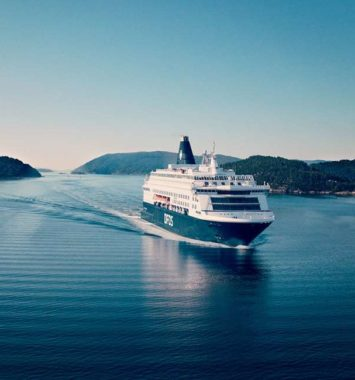 Mini cruise Oslo - Romantisk tur på havet