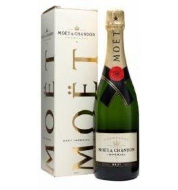 Moët Champagne - Perfekt til bryllupsrejsen