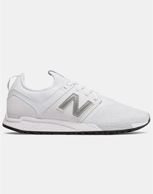flotte hvide new balance sneakers