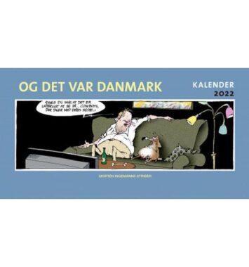 Og-det-var-Danmark-kalender-2022