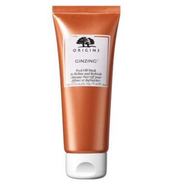 Origins ginzing peel off mask