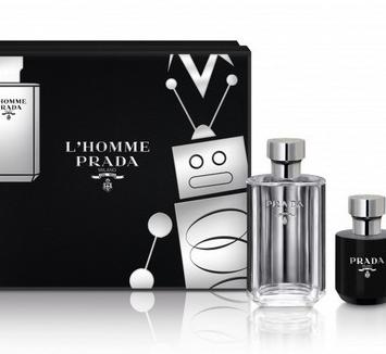 Parfume sæt til mænd L'homme Prada