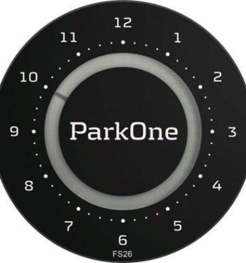 Parkeringsskive til bilen - elektronisk