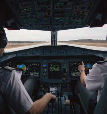 Pilot for 1 dag
