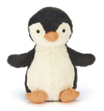 Pingvin fra Jellycat