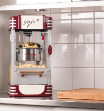 Popcorn maskine