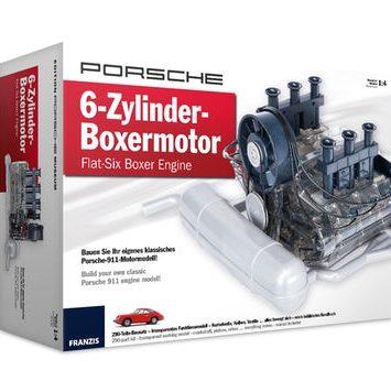 Porsche boxormotor 911 byggesæt