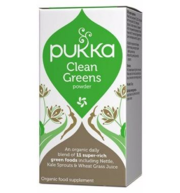 Pukka clean greens powder