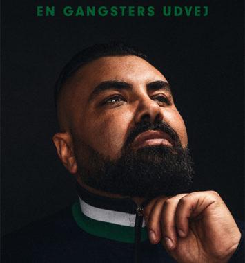 omslag af biografien 'rødder - en gangsters udvej'