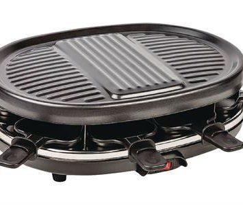 Raclette grill til 8 personer