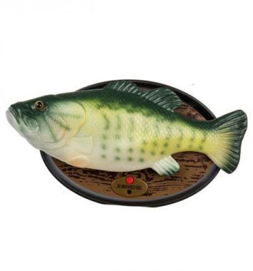 Sjov syngende fisk