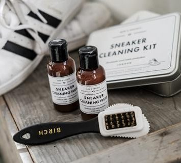 Sneakers rengørings kit