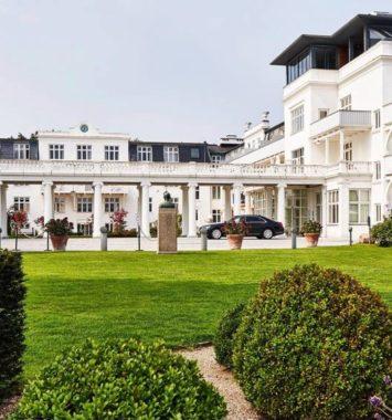Spaophold på kurhotel Skodsborg