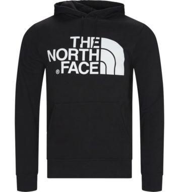 north face hoodie til drenge