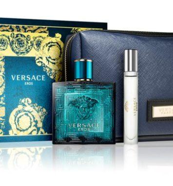 Versace eros travel sæt